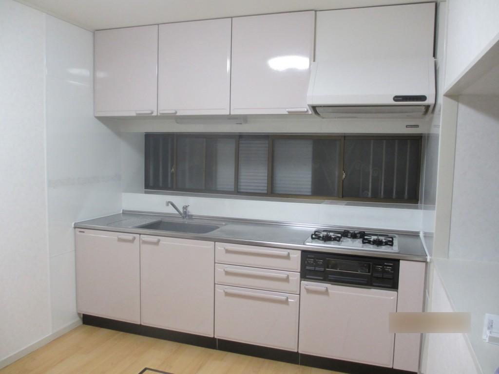 キッチン2アフター