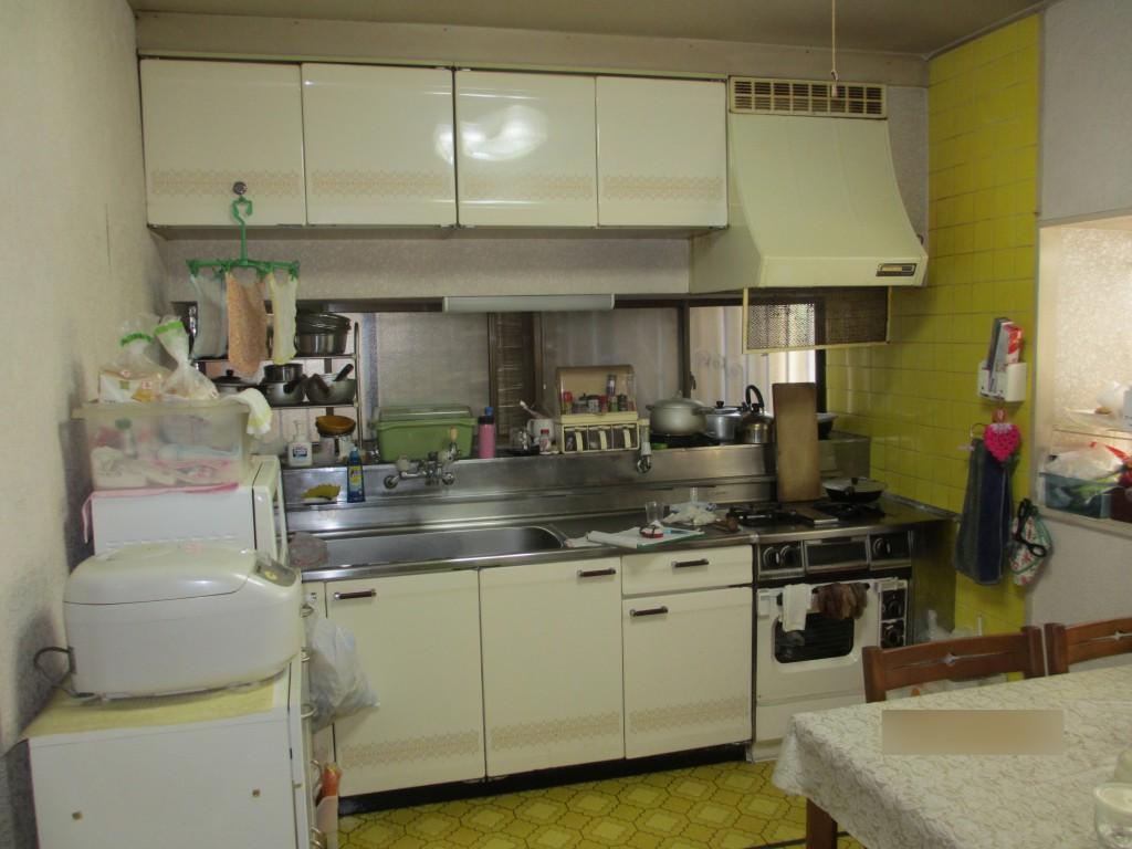 キッチン2ビフォー