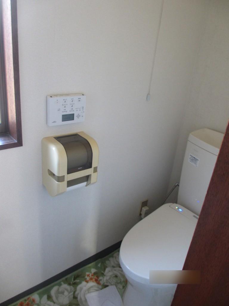 トイレ改修4ビフォー