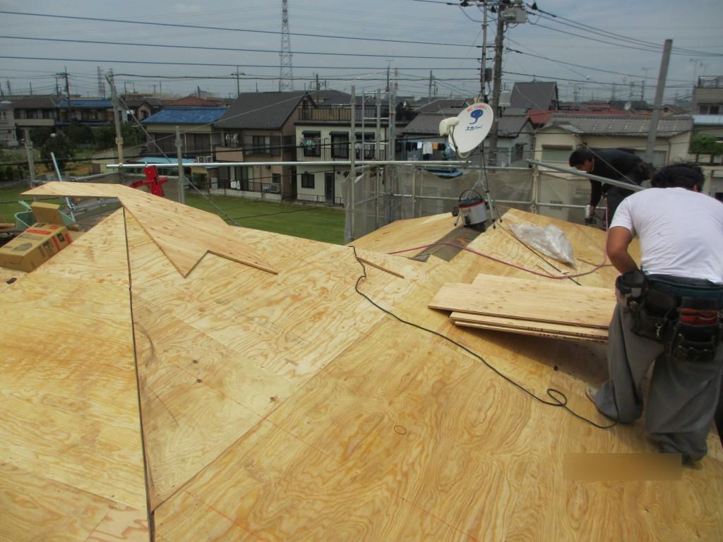 屋根葺き替えアフター (2)
