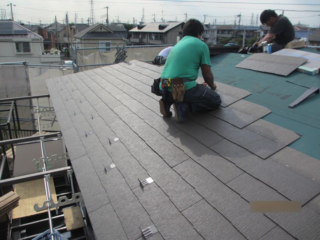 屋根葺き替えアフター (3)