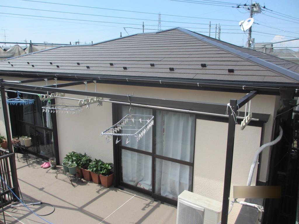 屋根葺き替えアフター (4)