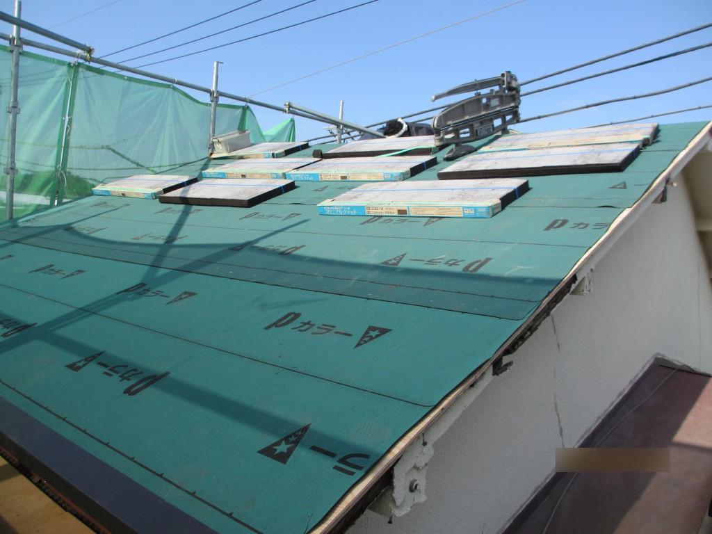 屋根葺き替え2アフタ―