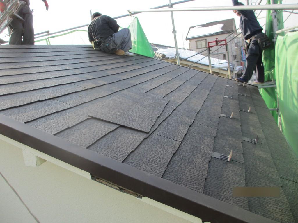 屋根葺き替え2アフタ― (2)