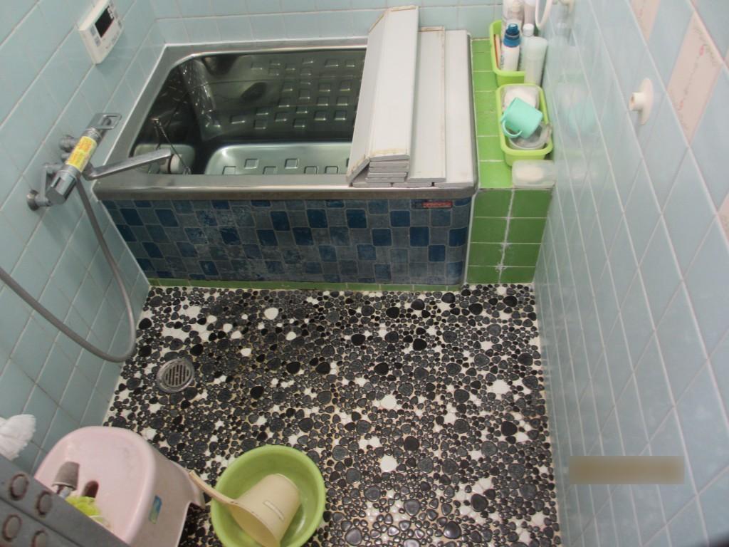浴室改修2ビフォー