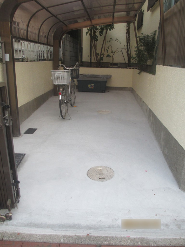 車庫改修アフター