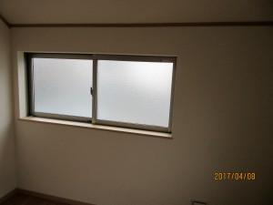 2階洋室A西窓2